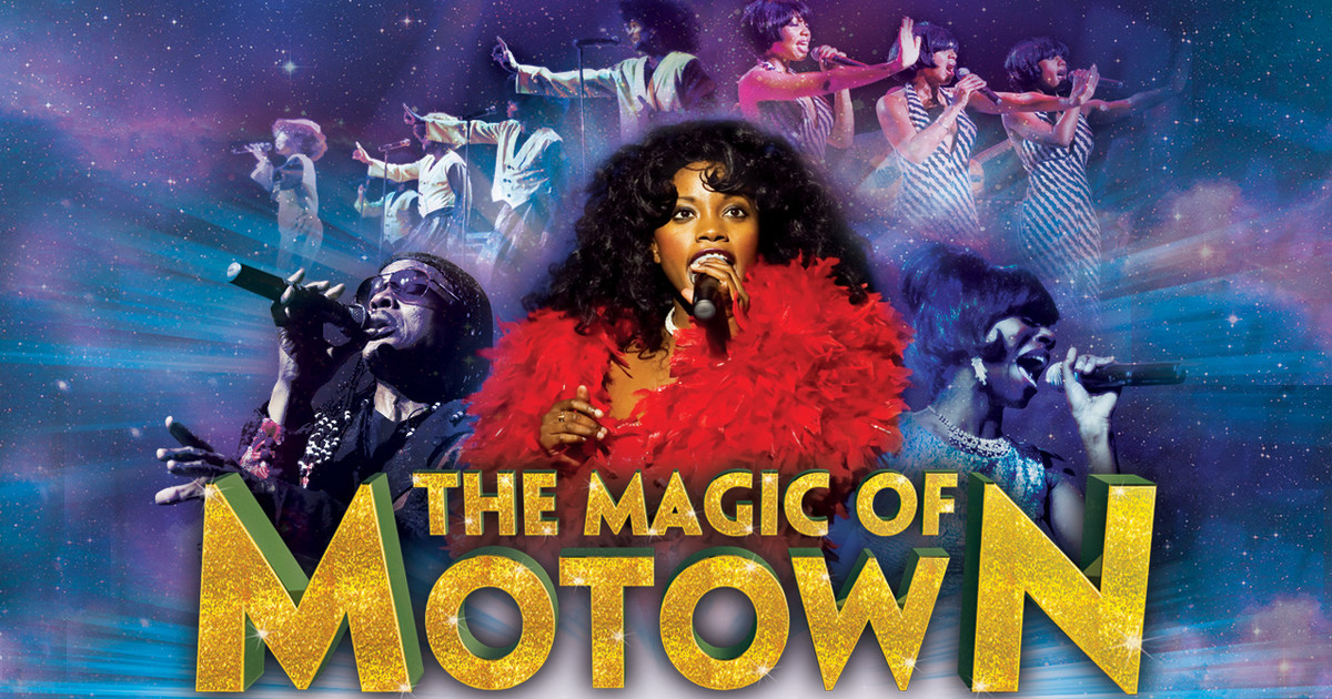 The Magic Of Motown Liverpool Philharmonic