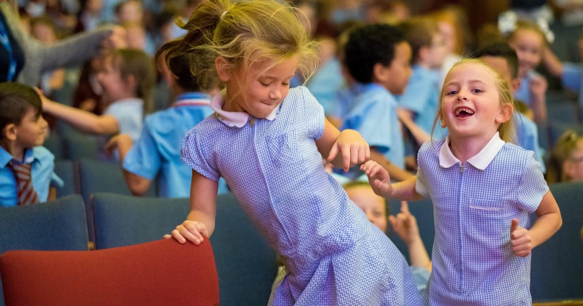 Concerts - primary schools - Liverpool Philharmonic