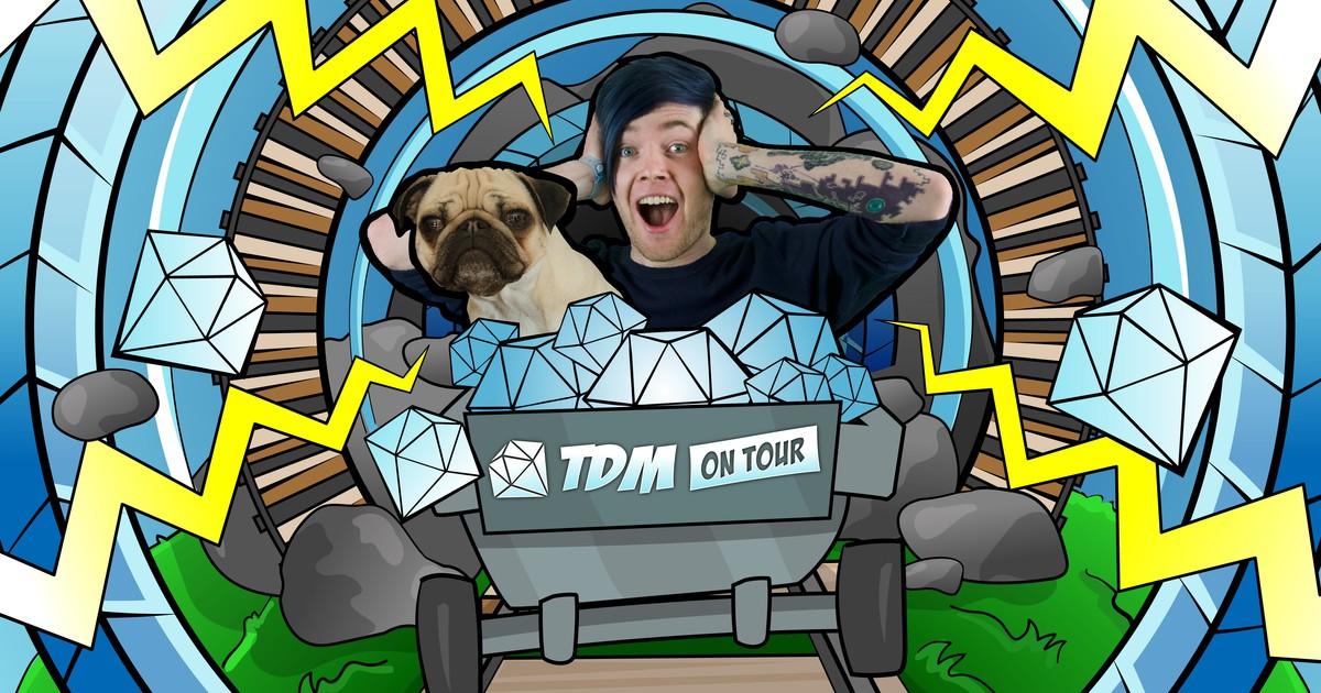 Dan Tdm On Tour Tour