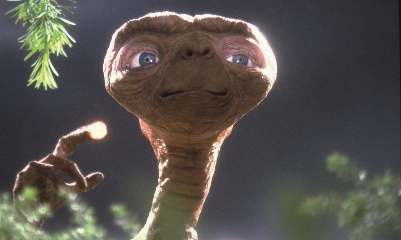 et the extraterrestrial film with live orchestra